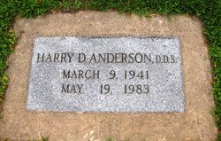 Harry D Anderson