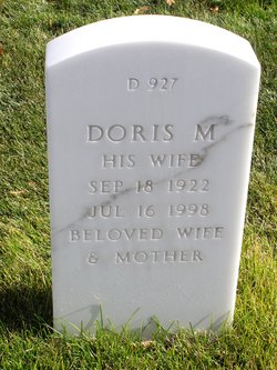 Doris M <i>Brandt</i> Martin