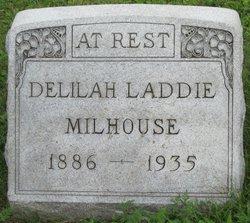 Delilah Laddie <i>Latta</i> Milhouse