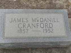 James McDaniel Cranford