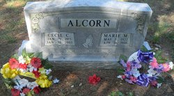 Marie Mae <i>Street</i> Alcorn