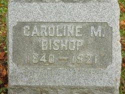 Caroline M. <i>Kershaw</i> Bishop