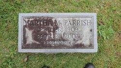 Martha <i>Mull</i> Parrish