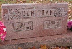 Emma <i>Ohaver</i> Dunithan