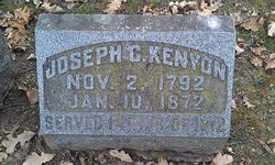 Joseph Crandall Kenyon