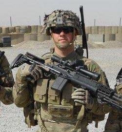 Sgt Robert J. Billings