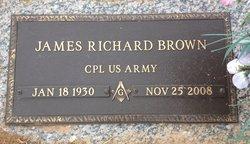 James Richard Brown
