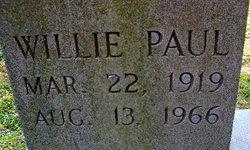 Willie Paul Norvell