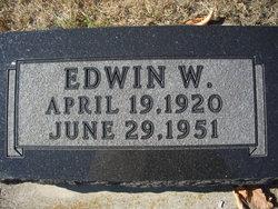 Edwin W Odenbach