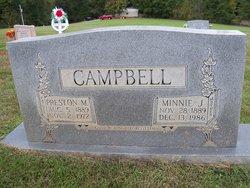 Mrs Minnie J. Campbell