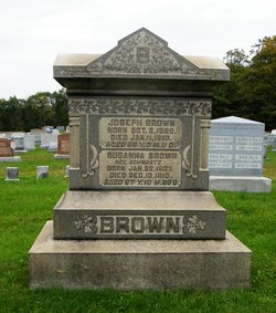 Susanna <i>Schwartz</i> Brown