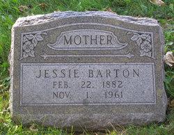 Jessie A <i>Bauer</i> Barton