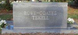 Marilyn Rowe <i>Coates</i> Tekell