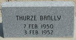 Thurze Banlly