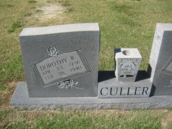 Dorothy <i>Richardson</i> Culler