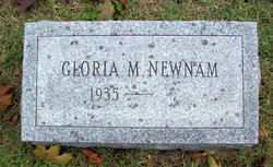 Gloria May <i>Pearce</i> Newnam