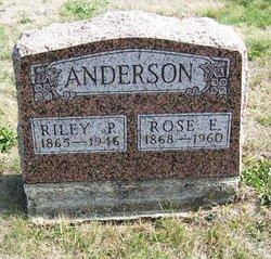 Rose Emma <i>Roup</i> Anderson