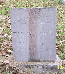 Thomas J Asher