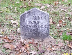 J H Asher