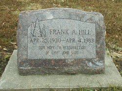 Frank A Hill