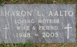 Sharon Lee <i>Enlund</i> Aalto