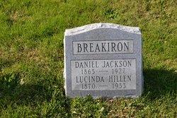 Daniel Jackson Breakiron