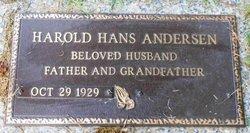 Harold Hans Andersen