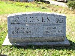 Virgie F <i>Anderson</i> Jones