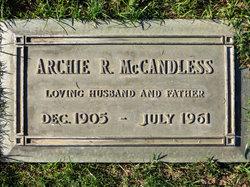 Archie R. McCandless