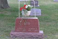 Cyrus L Reid
