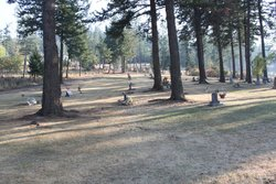 Mount Idaho Cemetery