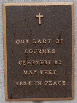 Our Lady of Lourdes Cemetery #2