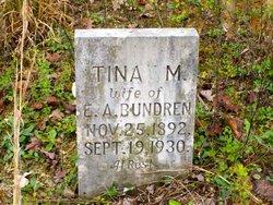 Tina Martha <i>Samsel</i> Bundren