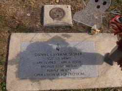 Spec Daniel LaVerne Sesker