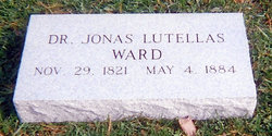Dr Jonas Lutellus Ward