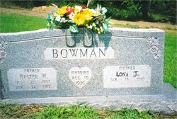 Lona Jane <i>Stacy</i> Bowman
