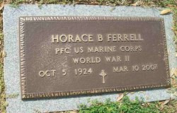 Horace Burl Ferrell