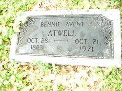 Bennie <i>Avent</i> Atwell