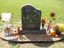 Amanda Renee Mandi <i>Roman</i> Rolf