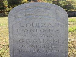 Susan Louisa <i>Landers</i> Graham