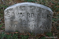 Edward Lee Atkinson