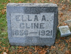 Ella <i>George</i> Cline