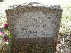 William H Van Ness