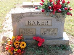Hortense <i>Carey</i> Baker