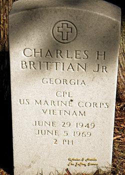Corp Charles Henry Brittian, Jr