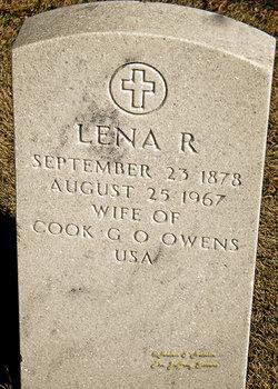 Lena R Owens
