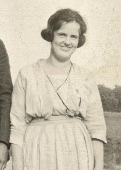Bertha Bell <i>Eakin</i> Adams