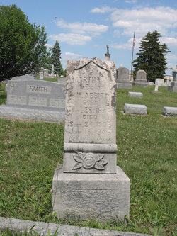 Martha A. <i>Helms</i> Abbitt