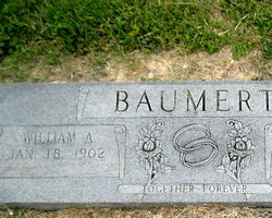 William A Baumert