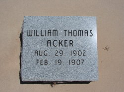 William Thomas Acker